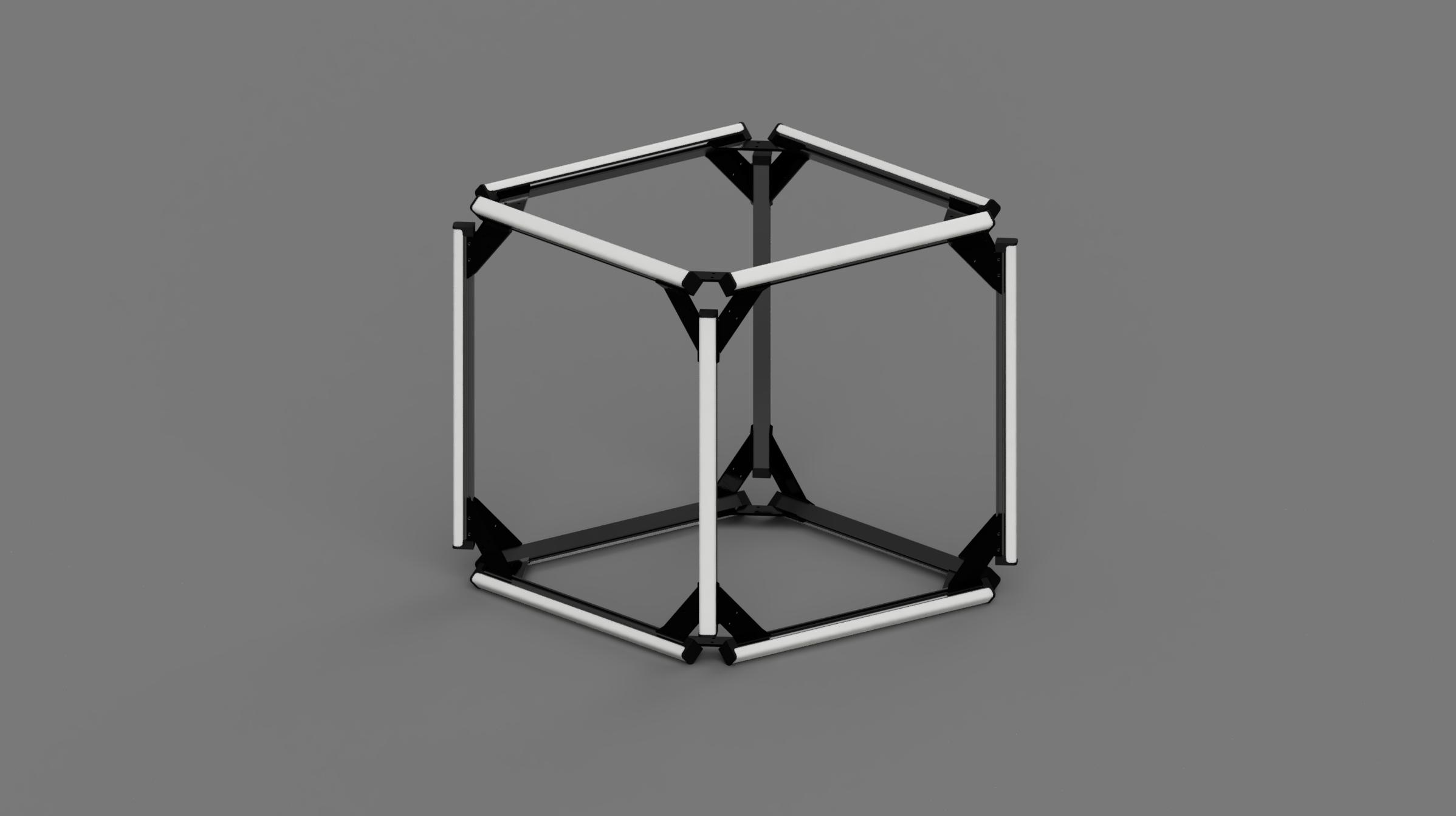 cube platonic solid