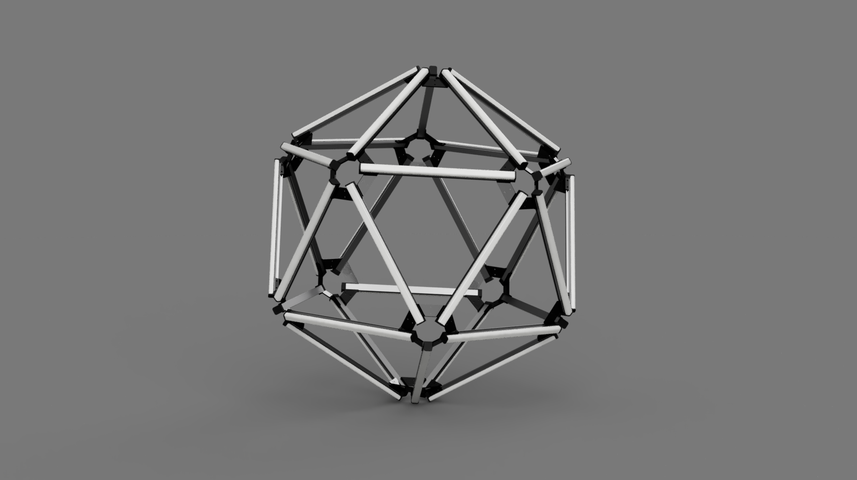 isocahedron platonic solid