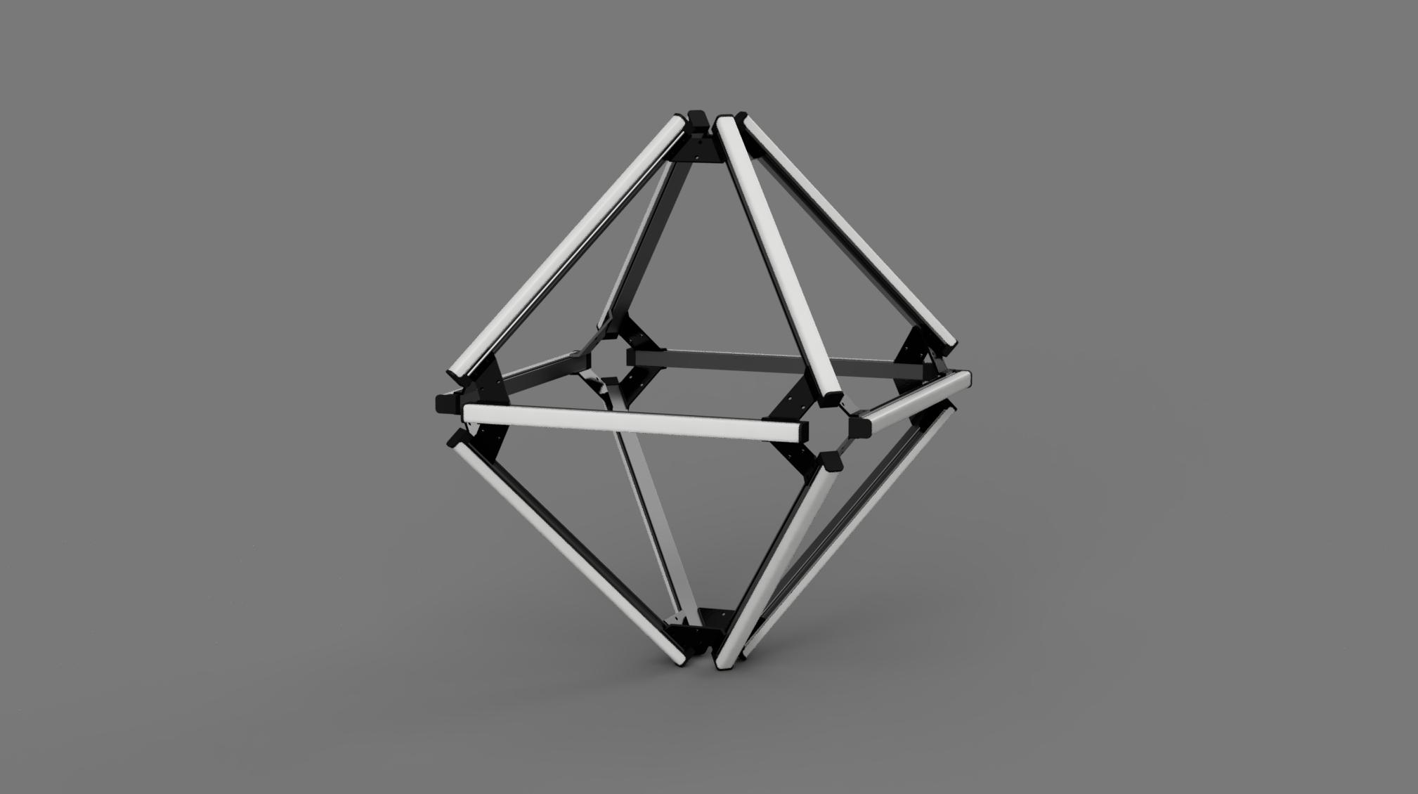 octahedron platonic solid